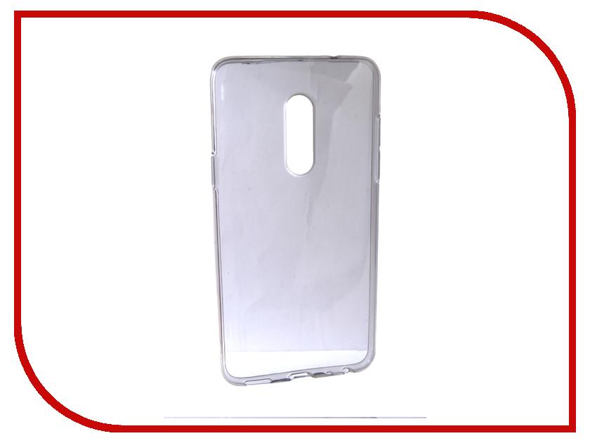 Аксессуар Чехол для Meizu 15 Pero Silicone Transparent PRSLC-M15TR аксессуар чехол для samsung galaxy a6 pero silicone transparent prslc a6tr