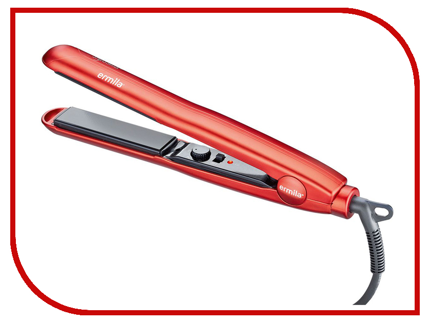 Стайлер Ermila 4417-0040 Hair Stylissima Red держатель мопа sprint plus 40 см vermop 0040
