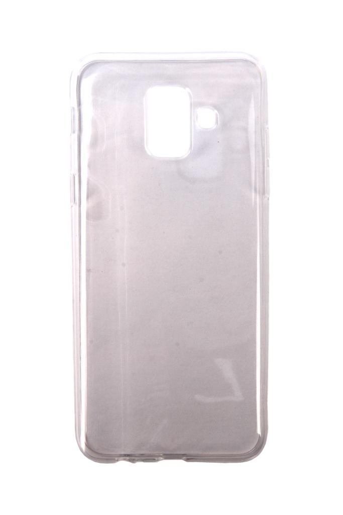 Аксессуар Чехол Pero для Samsung Galaxy A6 Silicone Transparent PRSLC-A6TR