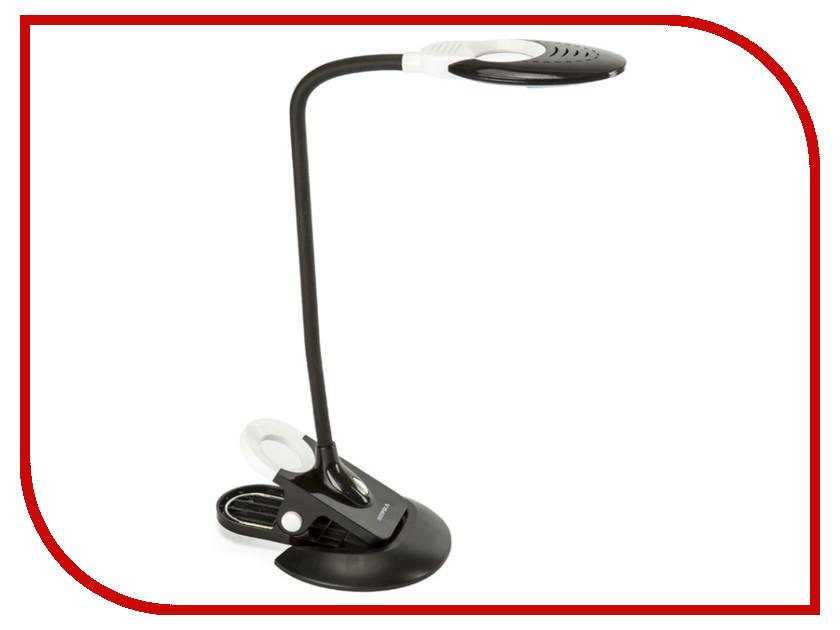 Настольная лампа SUPRA SL-TL311 Black-White настольная лампа supra sl tl303 white