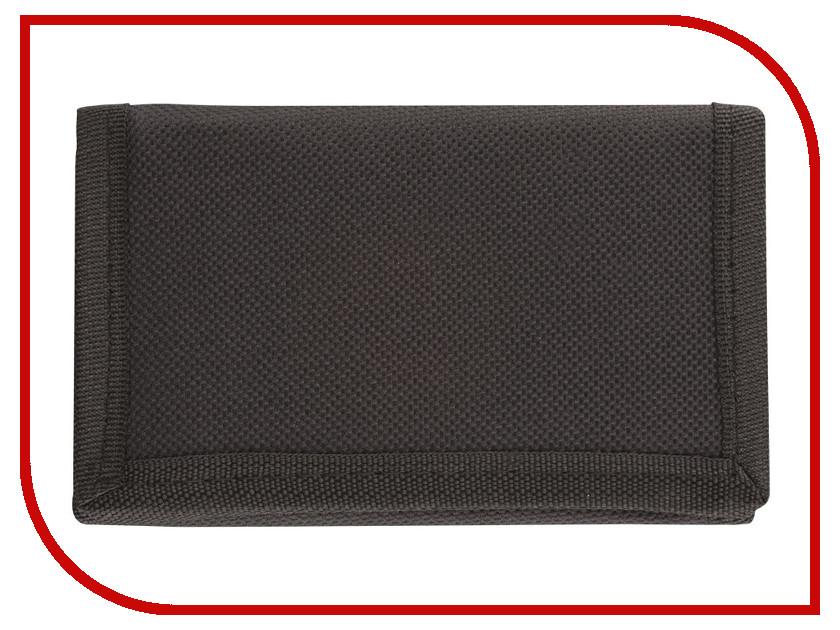 Бумажник на липучке Makito Black MKT9266blac
