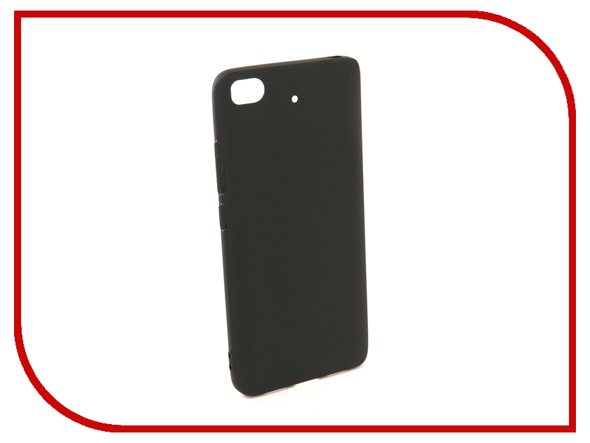 Аксессуар Чехол для Xiaomi Redmi MI 5S Pero Soft Touch Black PRSTC-RMI5SB аксессуар чехол для xiaomi redmi note 5 pro pero soft touch black prstc rn5pb