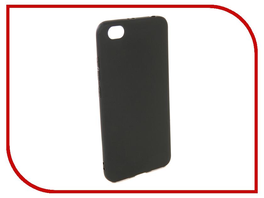 Аксессуар Чехол для Xiaomi Redmi Note 5A Pero Soft Touch Black PRSTC-RN5AB аксессуар чехол для xiaomi redmi note 5 pro pero soft touch black prstc rn5pb