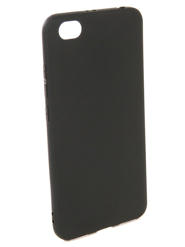 Аксессуар Чехол Pero для Xiaomi Redmi Note 5A Soft Touch Black PRSTC-RN5AB аксессуар чехол для xiaomi redmi 5a neypo soft touch с перфорацией black st4570
