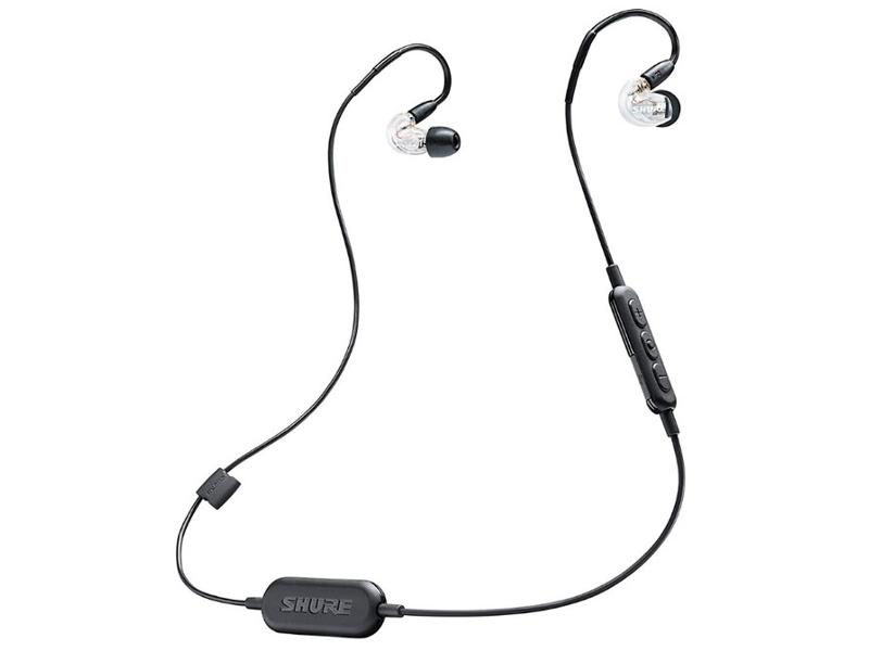 Shure SE215-CL-BT1-EFS инструментальный микрофон shure sm57 lce