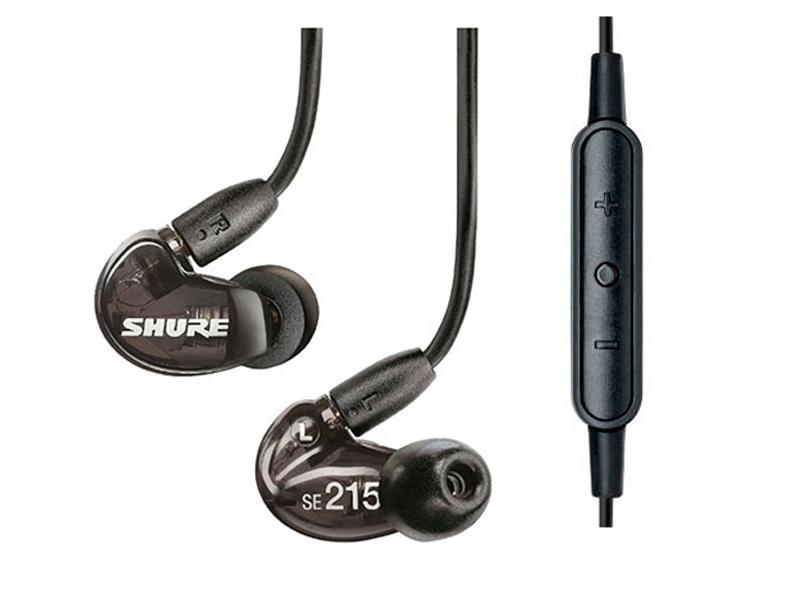 Shure SE215-K-UNI-EFS цена