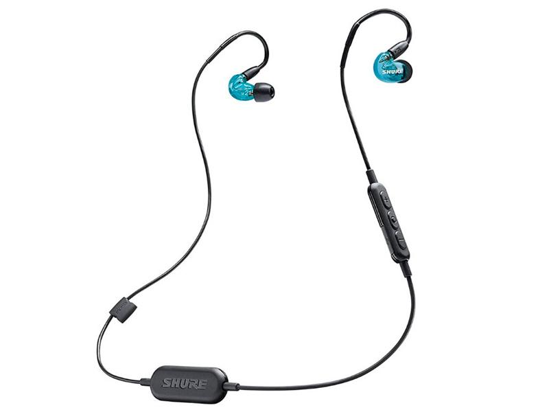 Shure SE215SPE-B-BT1-EFS инструментальный микрофон shure sm57 lce