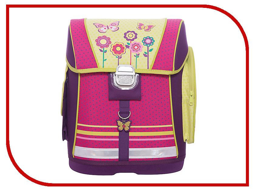 Рюкзак Феникс+ Бабочки и цветы 36359 набор школьницы феникс ажурные бабочки 39924