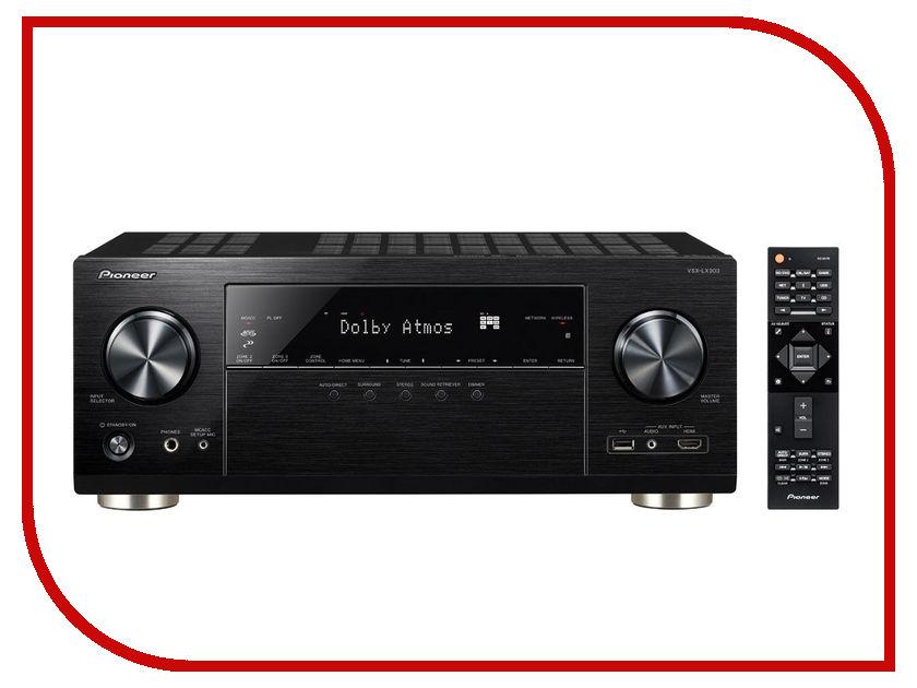 Ресивер Pioneer VSX-LX303 Black цена