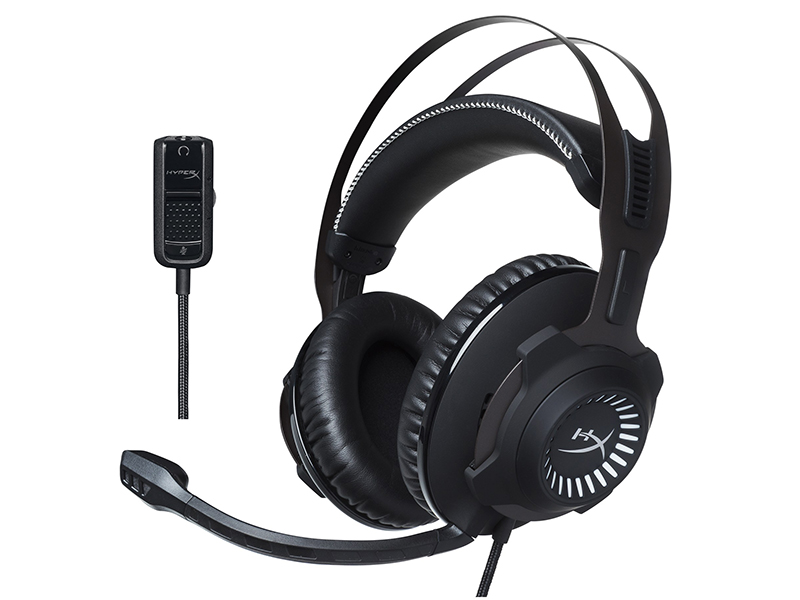 Наушники HyperX Cloud Revolver Gun Metal