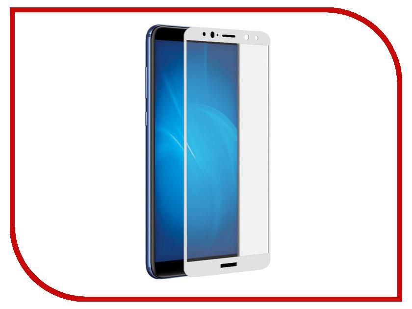 Аксессуар Защитное стекло для Huawei Nova 2i Neypo Full Glue Glass White Frame NFGL4234 аксессуар защитное стекло для xiaomi redmi 4x neypo full glue glass white frame nfgl4239