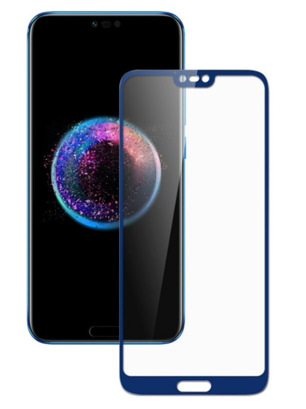Защитное стекло Neypo для Honor 10 Full Screen Glass Blue Frame NFG4670