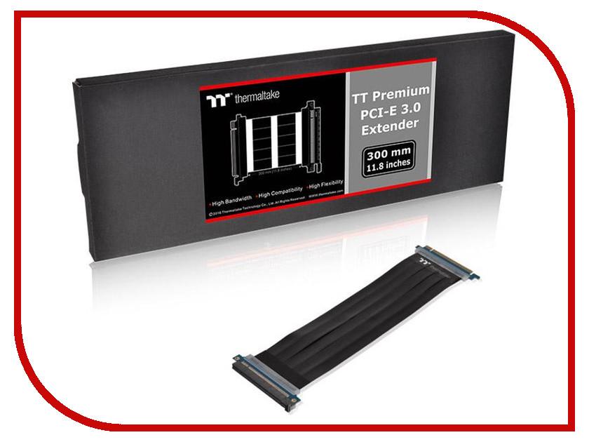 Аксессуар Thermaltake Tt Premium PCI Express Extender 300mm Black AC-045-CN1OTN-C1 аксессуар tt esports chao waist bag eac esc003wb