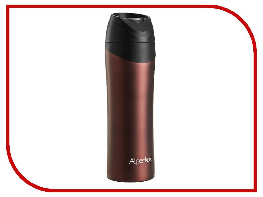 Термокружка Alpenkok 480ml Brown AK-04802A
