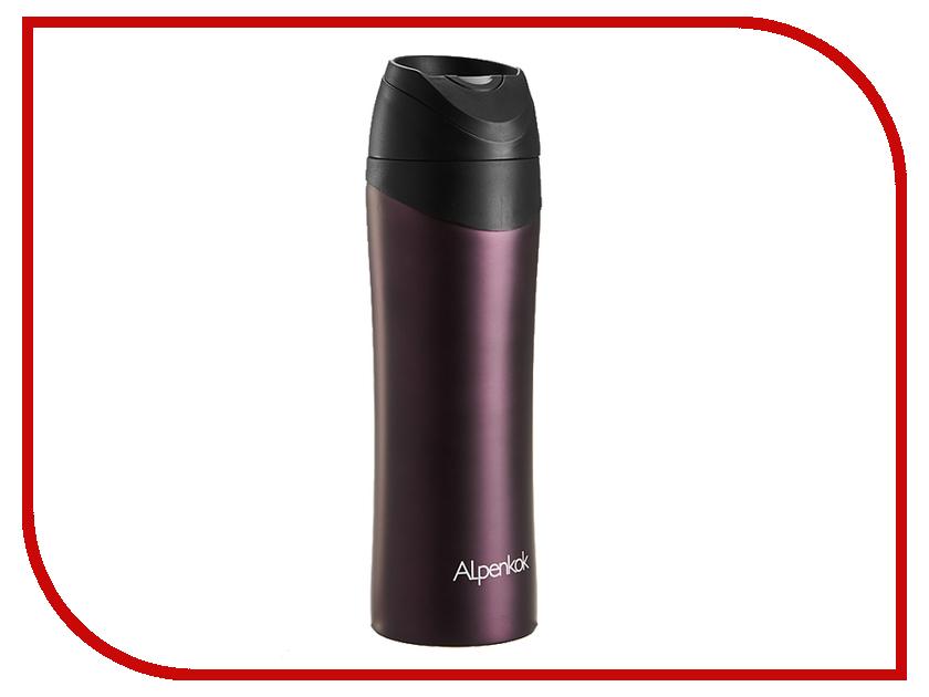Термокружка Alpenkok 480ml Violet AK-04803A
