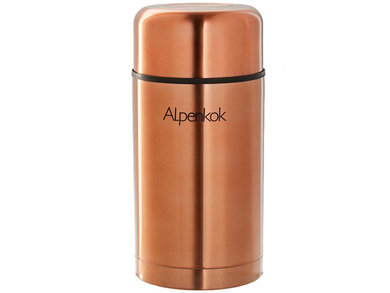 Термос Alpenkok 1.0L AK-10011M термос alpenkok 500ml ak 05005m