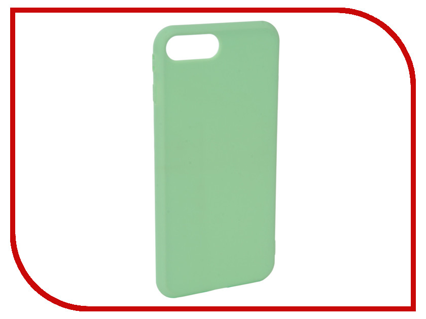Аксессуар Чехол Neypo Silicone Soft Matte для APPLE iPhone 8+/7+ Light Green NST4589 bdy rechargeable 1 2v 750mah ni mh aaa batteries light green 4 pcs
