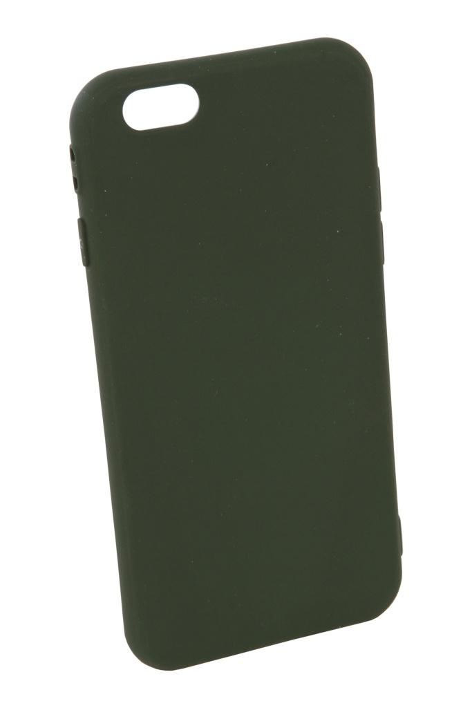 Аксессуар Чехол Neypo для APPLE iPhone 6 / 6S Silicone Soft Matte Hakki NST4519 аксессуар чехол для nokia 6 2018 neypo soft matte silicone black nst4301