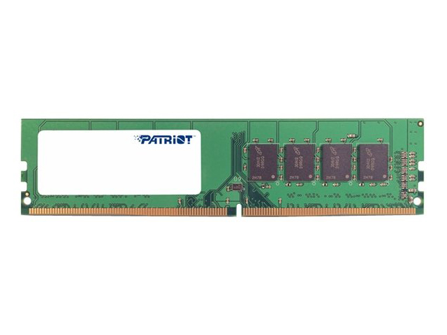Модуль памяти Patriot Memory Signature DDR4 DIMM 2666MHz PC4-21330 CL19 - 4Gb PSD44G266681