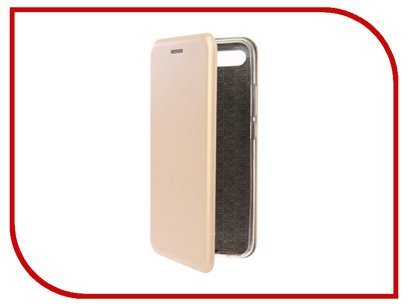 Чехол для Honor 10 Neypo Premium Gold NSB4683 чехол для honor 9 lite neypo premium black nsb4220