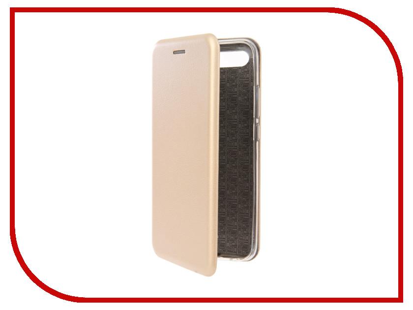 Аксессуар Чехол для Huawei Honor 10 Neypo Premium Gold NSB4683 аксессуар чехол huawei honor 7 aksberry gold