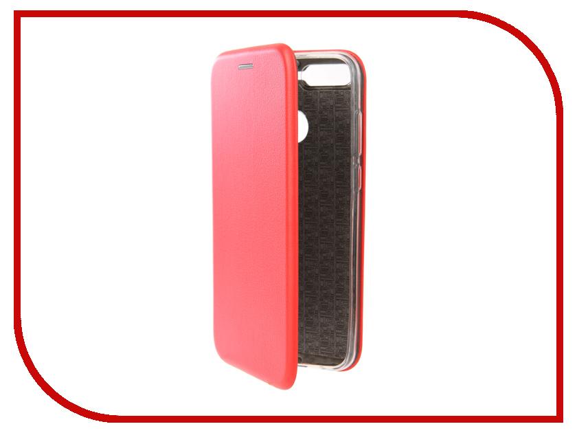 Аксессуар Чехол для Huawei Honor 7A Pro Neypo Premium Red NSB4548 аксессуар чехол для huawei p20 pro neypo premium red nsb4697