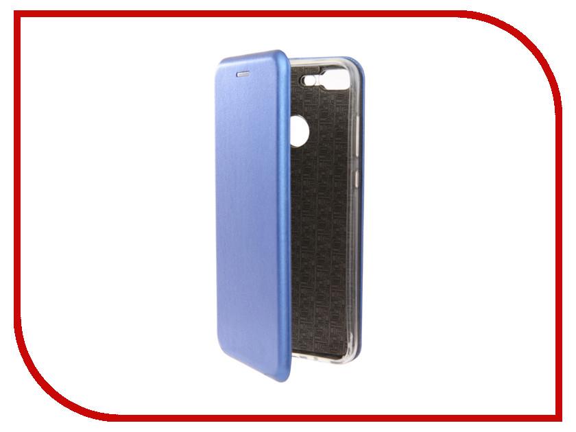 Аксессуар Чехол для Honor 9 Lite Neypo Premium Blue NSB4600 цена и фото
