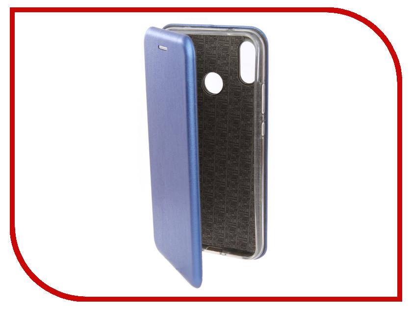 Аксессуар Чехол для Huawei P20 Lite Neypo Premium Blue NSB4532 аксессуар чехол для huawei mate 20 lite neypo premium bordo nsb6346