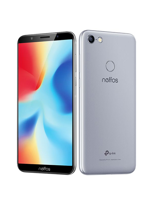 Сотовый телефон Neffos C9A Cloudy Grey TP706A24RU цена и фото