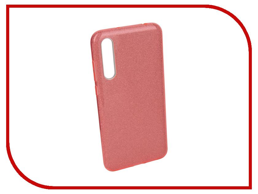 Аксессуар Чехол для Huawei P20 Pro Neypo Brilliant Silicone Pink Crystals NBRL4562