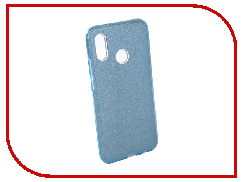 Аксессуар Чехол для Huawei P20 Lite Neypo Brilliant Silicone Light Blue Crystals NBRL4496 аксессуар чехол для huawei p20 pro neypo brilliant silicone purple crystals nbrl4566