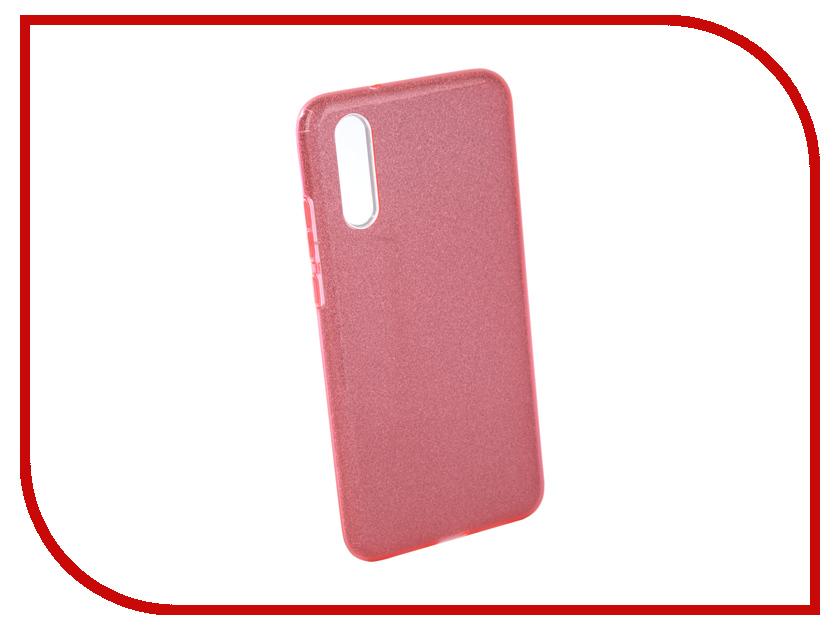 Аксессуар Чехол для Huawei P20 Neypo Brilliant Silicone Pink Crystals NBRL4487