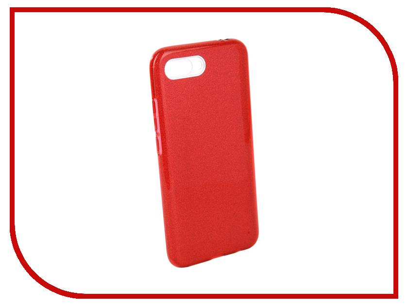 Аксессуар Чехол для Huawei Honor 10 Neypo Brilliant Silicone Red Crystals NBRL4504 чехол для сотового телефона honor 5x smart cover grey
