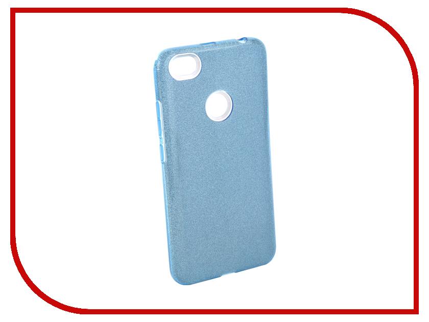Аксессуар Чехол для Xiaomi Redmi Note 5A Prime 16Gb Neypo Brilliant Silicone Light Blue Crystals NBRL3926 аксессуар чехол для xiaomi redmi note 5a 32gb neypo soft touch gold st3782