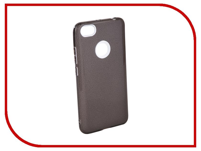 Аксессуар Чехол для Xiaomi Redmi Note 5A Prime 32Gb Neypo Brilliant Silicone Black Crystals NBRL3920 цена