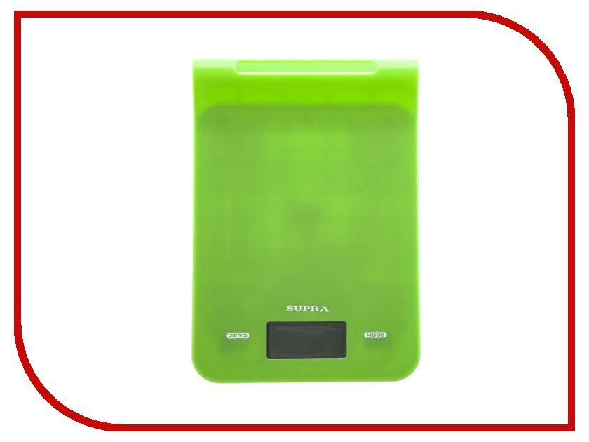 все цены на Весы SUPRA BSS-4101 Green онлайн