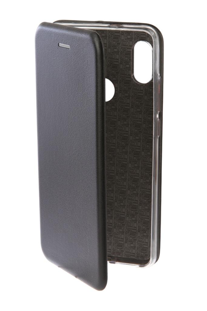 Аксессуар Чехол Neypo для Xiaomi Redmi Note 5/5 Pro Premium Black NSB4331