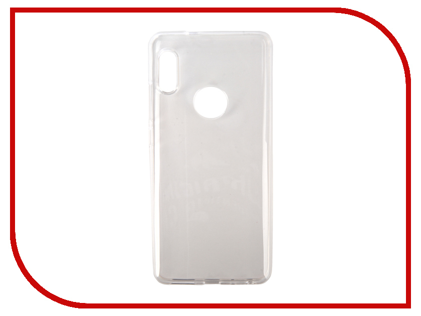 Аксессуар Чехол для Xiaomi Redmi Note 5 Pro Neypo Silicone Transparent NST3715 аксессуар чехол для xiaomi redmi note 5 5 pro neypo soft touch black st3904