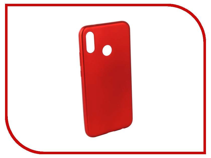 Аксессуар Чехол для Huawei P20 Lite Neypo Silicone Neon Red NSTN4325 аксессуар чехол для huawei p20 pro neypo brilliant silicone purple crystals nbrl4566
