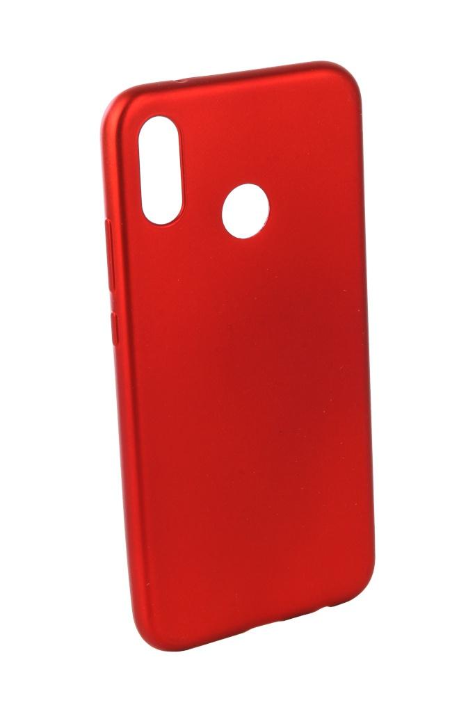 Аксессуар Чехол Neypo для Huawei P20 Lite Silicone Neon Red NSTN4325