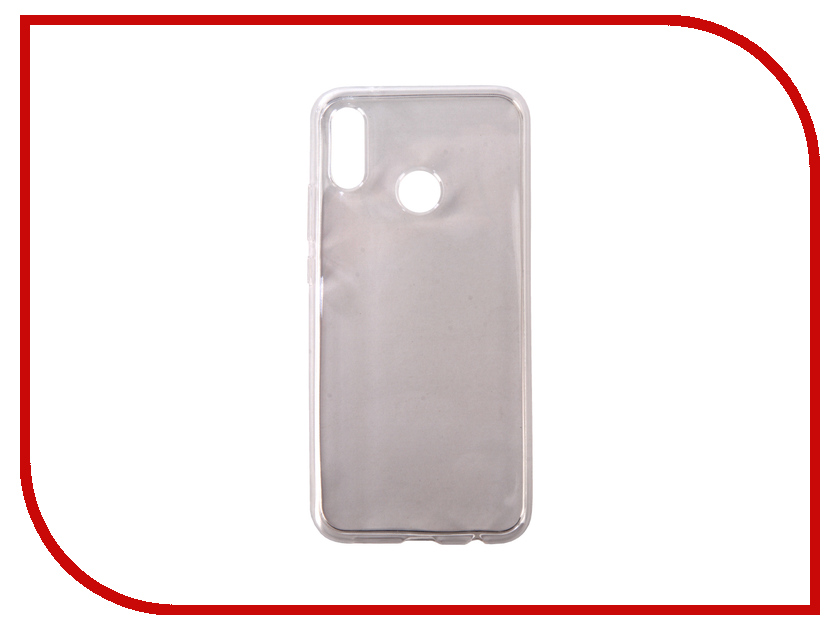 Аксессуар Чехол для Huawei P20 Lite Neypo Silicone Transparent NST3995 аксессуар чехол для huawei p20 lite neypo soft matte silicone turquoise nst4291