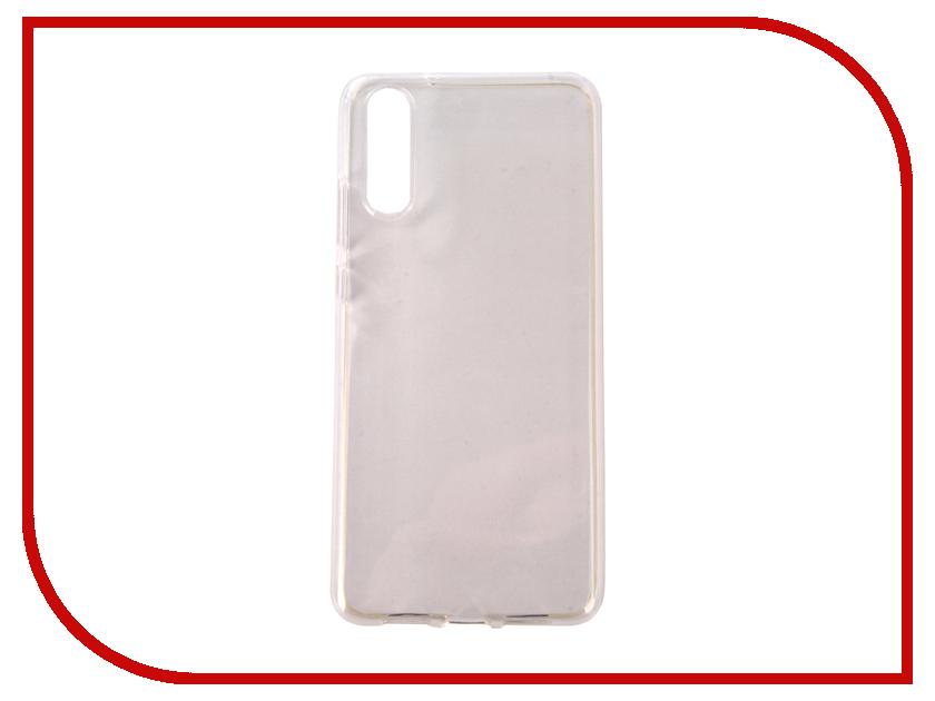 Аксессуар Чехол для Huawei P20 Neypo Silicone Transparent NST3994