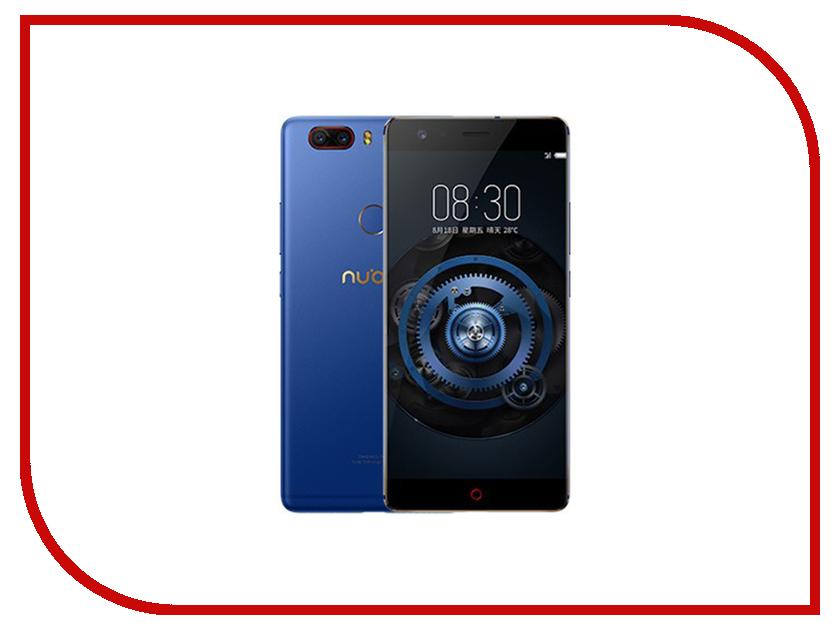 Сотовый телефон ZTE Nubia Z17 Lite 64Gb RAM 6Gb Blue-Gold сотовый