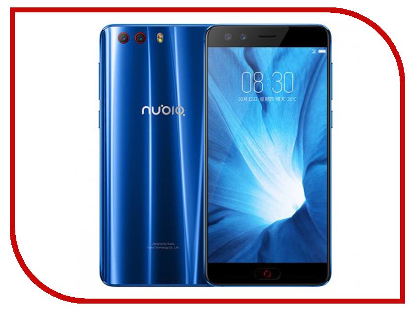 Сотовый телефон ZTE Nubia Z17 MiniS 64Gb RAM 6Gb Blue-Black