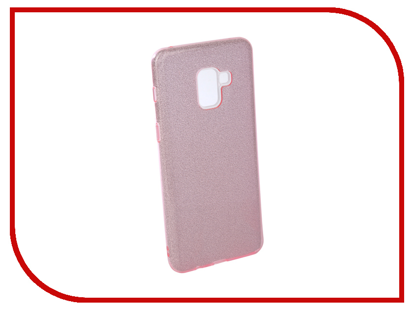 Аксессуар Чехол для Samsung Galaxy A8 Plus 2018 Neypo Brilliant Silicone Purple Crystals NBRL4025 аксессуар чехол samsung galaxy a8 2018 neypo silicon neon black nstn3707