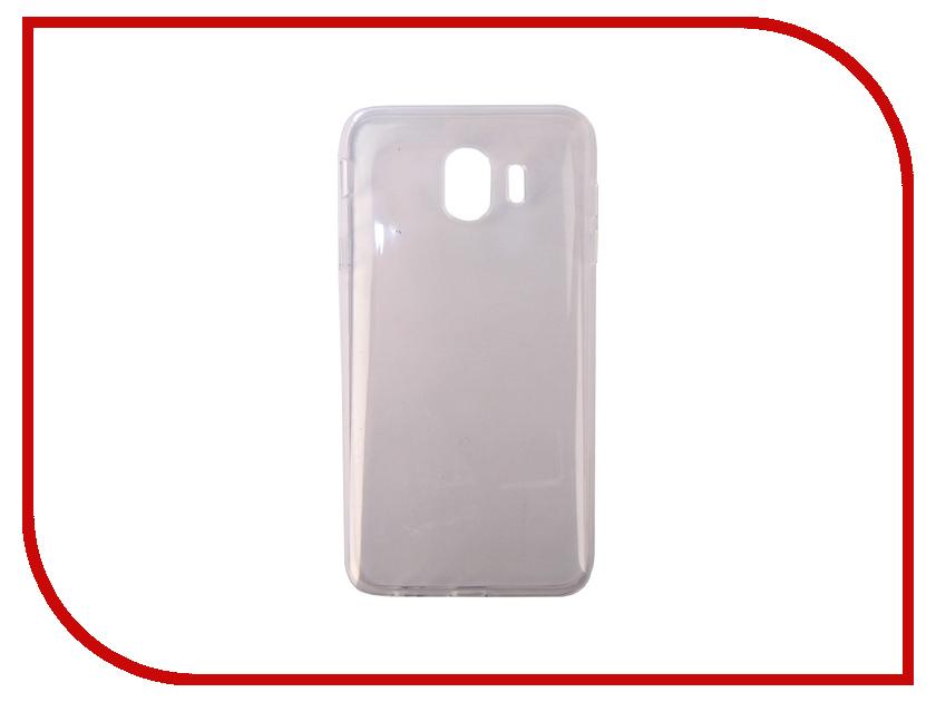 Аксессуар Чехол для Samsung Galaxy J4 2018 Neypo Silicone Transparent NST4180 аксессуар чехол для samsung galaxy a5 2017 neypo soft matte silicone black nst0214