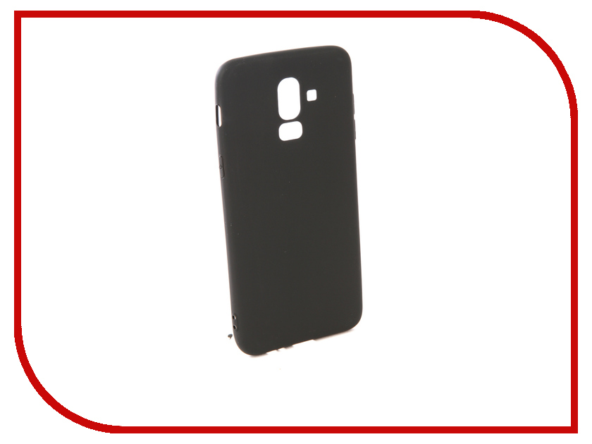 Аксессуар Чехол для Samsung Galaxy J8 2018 Neypo Soft Matte Silicone Black NST4703 best price of mimaki jv3 solvent head unlocked