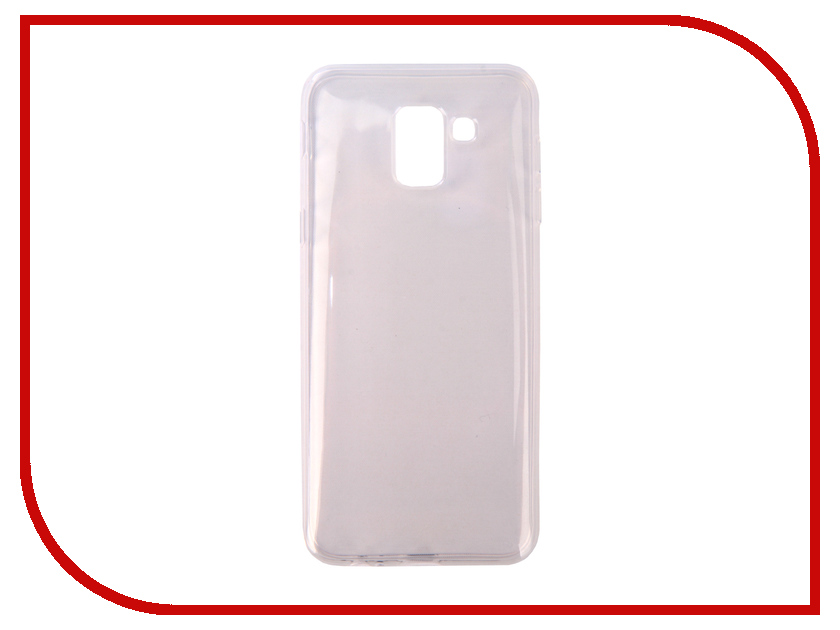 Аксессуар Чехол для Samsung Galaxy J6 2018 Neypo Silicone Transparent NST4181 аксессуар чехол для samsung galaxy a5 2017 onext silicone transparent 70513