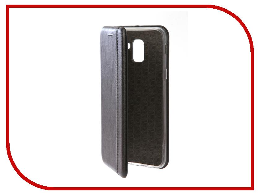 Аксессуар Чехол для Samsung Galaxy J6 2018 Neypo Premium Blue NSB4543 аксессуар чехол для samsung galaxy a5 2017 neypo soft matte silicone black nst0214