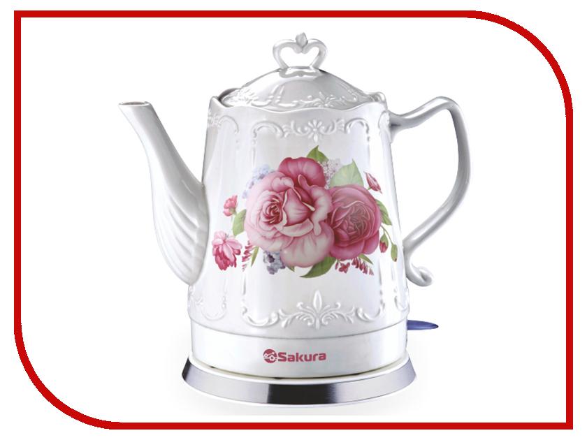 Чайник Sakura SA-2033R чайник sakura sa 2515bl